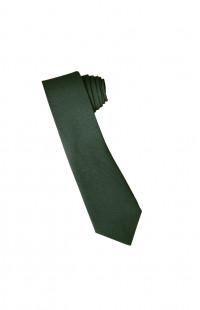 Галстук-самовяз форменный зеленый