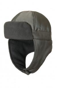 Шапка-шлем утепленная флисом оксфорд олива