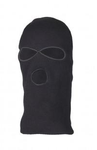 Шлем-маска к104 (спецназ) п/ш черный