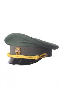 Фуражка офицера повседневная рип-стоп зеленый