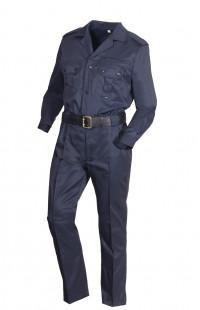 Костюм для охраны мужской смесовая синий