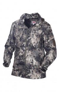 Куртка летняя Комар-2 дюспо-бондинг камуфляж серый С113-1