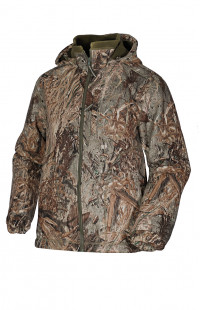Куртка демисезонная ЗАРЯ двухслойная с мембраной камуфляж МК-300