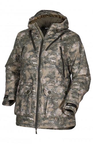 Куртка Тувалык-2 демисезонная локкер зеленый камуфляж MOSS