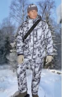 Костюм для охоты зимний алова камуфляж