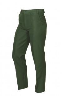 Брюки форменные рип-стоп зеленый