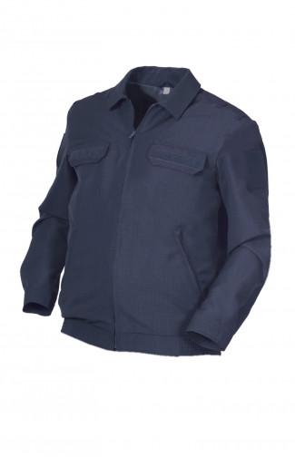 Куртка форменная п/ш синий