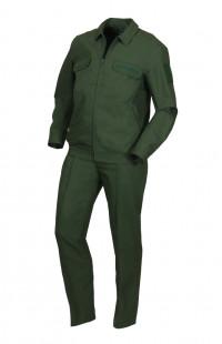 Костюм форменный рип-стоп зеленый