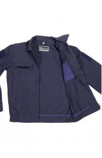 Куртка форменная рип-стоп синий