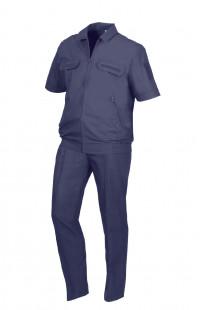 Костюм форменныйс коротким рукавом рип-стоп синий