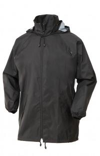 Куртка-дождевик п/а черный