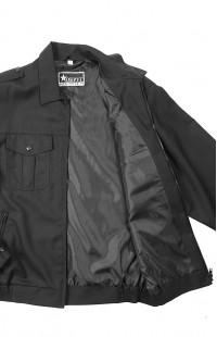 Куртка для охраны п/ш черный