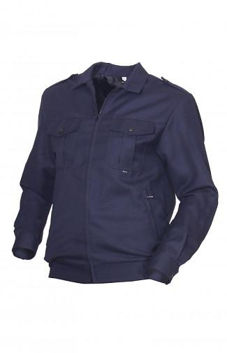Куртка для охраны п/ш синий