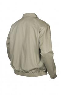Куртка-ветровка полетная твил бежевый