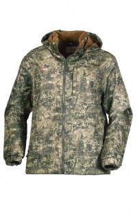 Куртка демисезонная ЗАРЯ двухслойный камуфляж М-49