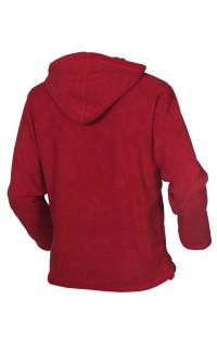 Куртка женская с капюшоном флис