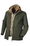 Куртка легкая суконная темно-зеленый