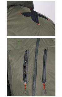 Куртка Тувалык демисезонная лапландия хаки