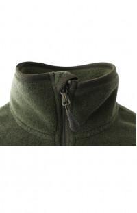 Куртка мужская флис олива