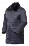 Куртка зимняя ОХРАННИК смесовая синий