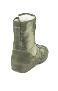 Ботинки мужские олива кмф