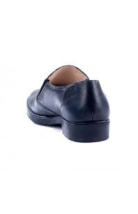 Туфли офицерского состава нат.кожа чёрный