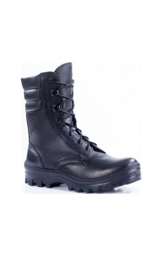 Ботинки с высокими берцами зимние черный