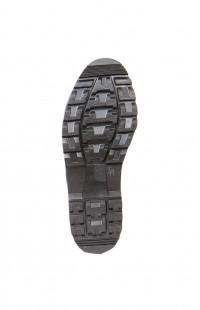 Ботинки мужские нат.кожа черные