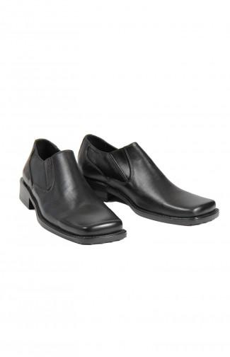 Туфли мужские нат.кожа черные