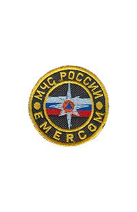 Шеврон МЧС России Emercom (55 мм)