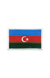 Шеврон Флаг Азербайджана