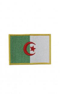 Шеврон Флаг Алжира