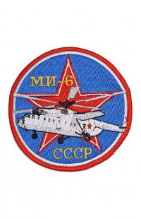 Шеврон МИ-6