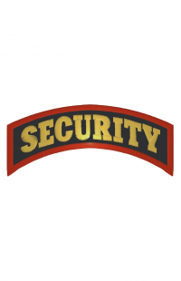 Шеврон Security (дуга)
