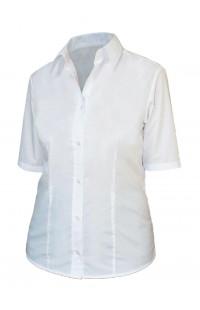 Блузка женская с коротким рукавом на заказ