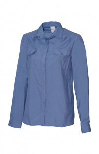 Блуза женская с длинным рукавом на заказ