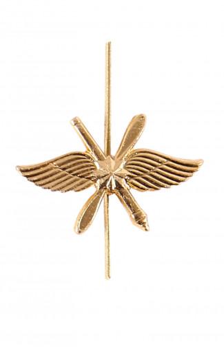 Эмблема ВКС золото