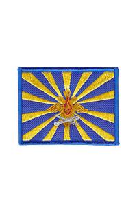 Шеврон Флаг ВВС России